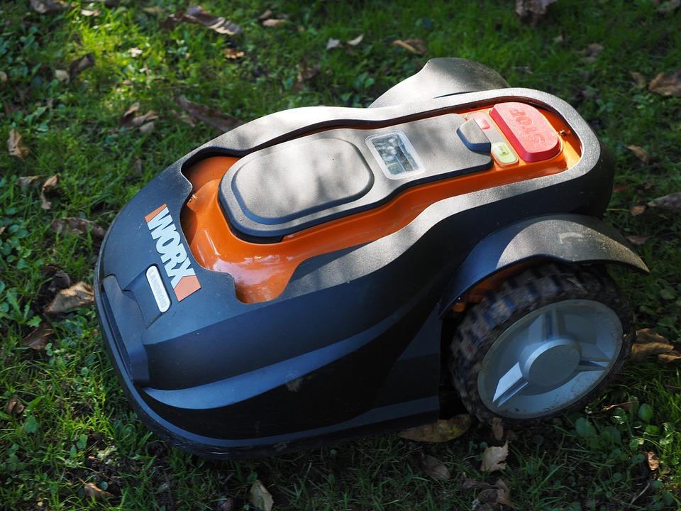 Un robot pour prendre soin d'un jardin automatiquement